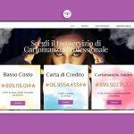 sito web, sito di cartomanzia